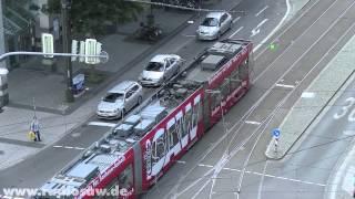 """4.09.2015 - Muckefuck XXXXL Plakataktion in Magdeburg """"Blauer Bock"""""""