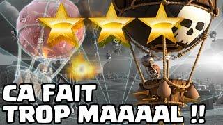 LE CARNAGE DES BALLONS !!!! | Trop cheaté ou pas ? | Clash of Clans FR