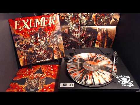 """Exumer """"Hostile Defiance"""" LP Stream"""