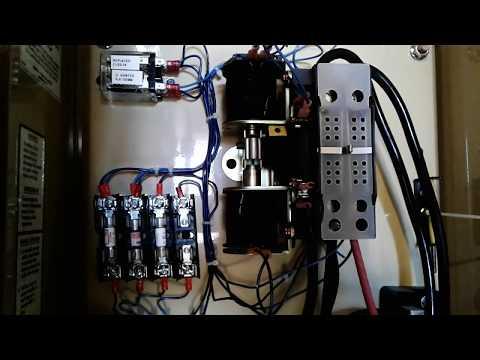 Generac Automatic Generator Transfer Switch Repair