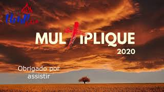 Multiplique 2020 com Gerson Borges | FeUmp Cotia