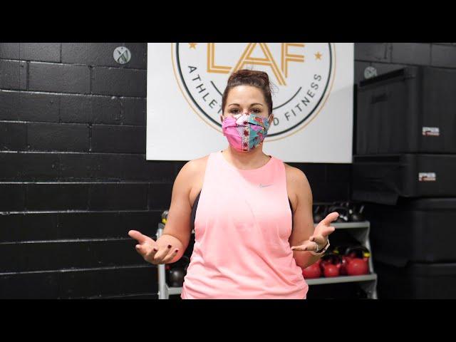 Socially Distanced Fitness - Member Testimonial