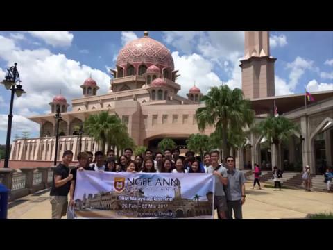 Ngee Ann Polytechnic (N43 Electrical Engineering) - EBM Malaysia Class Trip 2017