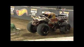 Zombie vs Dooms Day Monster Jam World Finals Racing Round 1 2016