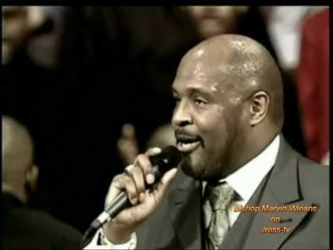 James Ross @ Bishop Marvin Winans  I Feel Like Going On  wwwJrosstvcom