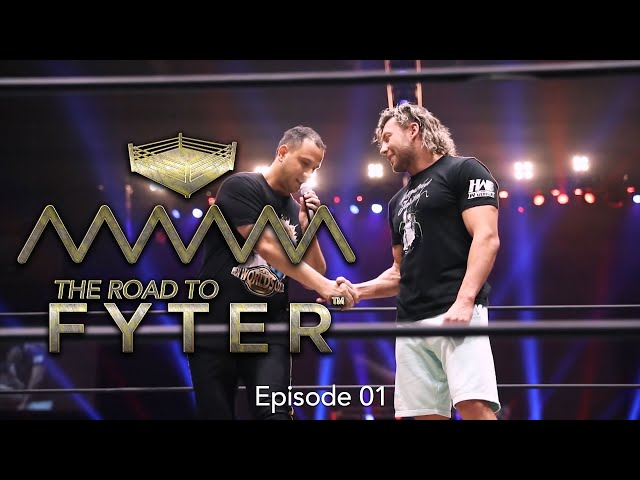 AEW: The Road to Fyter Fest episode 1: Current card and how
