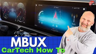Infotainment How To - 2020 Mercedes-Benz GLE350 MBUX