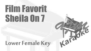 Download Lagu Sheila On 7   Film Favorit (Lower Female Key) Karaoke | Ayjeeme Karaoke Mp3