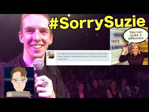 Susan McLean Is Cyberbullying Me -- LewReview