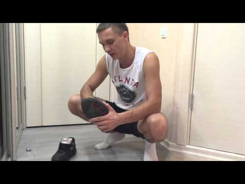 Как убрать жвачку с обуви