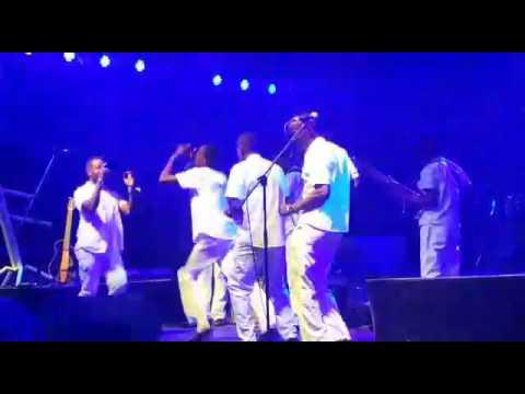 Sulumani Chimbetu&Orchestra Dendera Kings!live@jameson Carnival Victoria falls.Alice mbewe