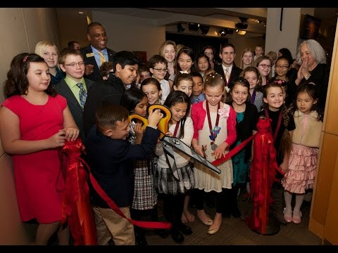 2015 Reflections Exhibit Opening at the U.S. Department of Education.