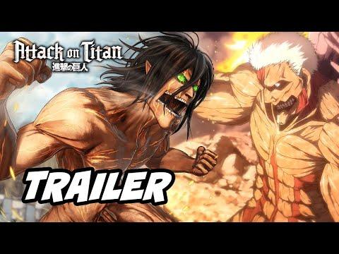 Attack on Titan Season 4 Trailer 2020 - Founding Titan Scene Breakdown and Easter Eggs