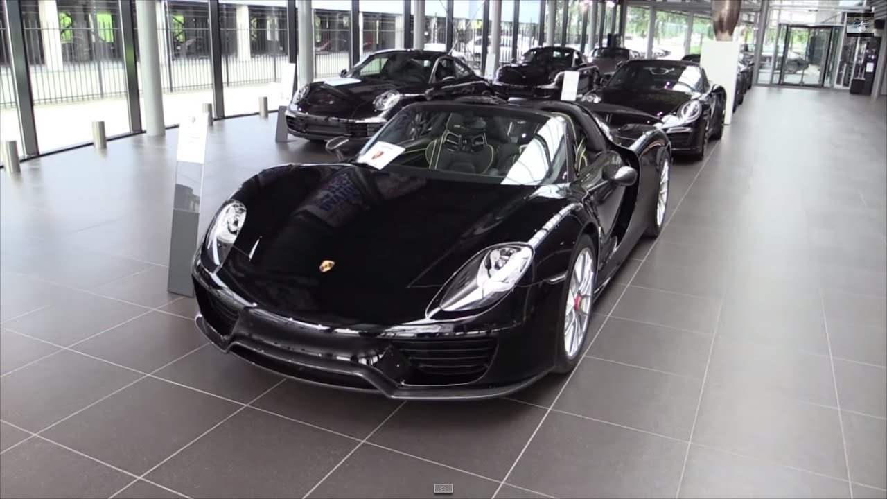 porsche 918 spyder 2015 in depth review interior exterior youtube