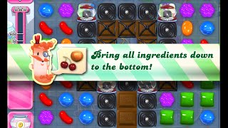 Candy Crush Saga Level 1151 walkthrough (no boosters)
