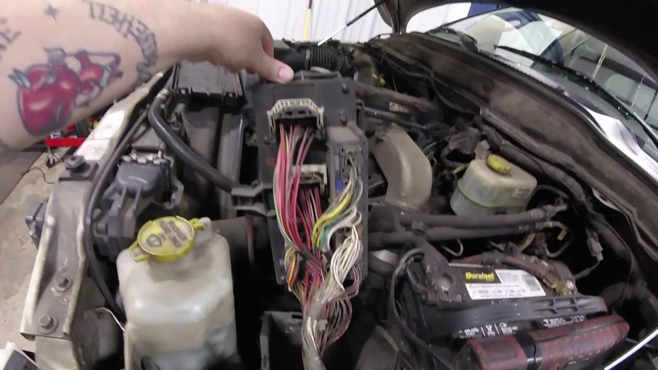 Cummins Ram 2500 Bad TIPM??? Maybe not!  YouTube