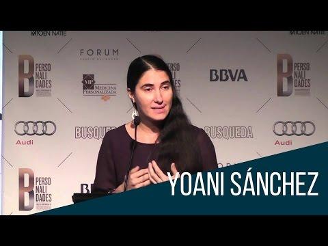 YOANI SÁNCHEZ: entrevista