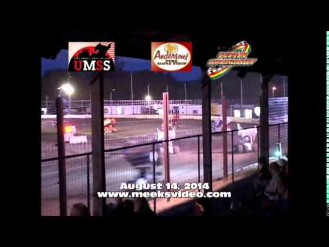 8-14-2014 UMSS Highlights KRA Speedway