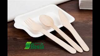 WOODEN SPOON MAKING MACHINE , DISPOSABLE FORK, KNIFE MACHINE