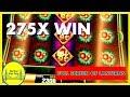 HUGE 275X FU DAO LE WIN 🏮 WONDER 4 TOWER BONUSES @ Graton Casino | NorCal Slot Guy