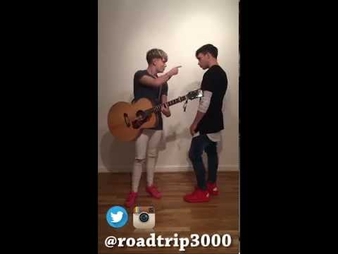 One Direction - Perfect (RoadTrip Cover)