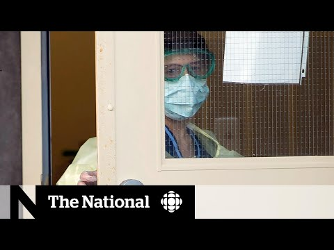 CBC News: The National: What B.C. did right in long-term care homes during pandemic
