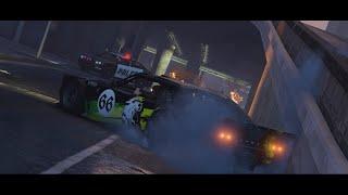 HOT PURSUIT - GTA V Machinima (DRIFT MONTAGE) HD