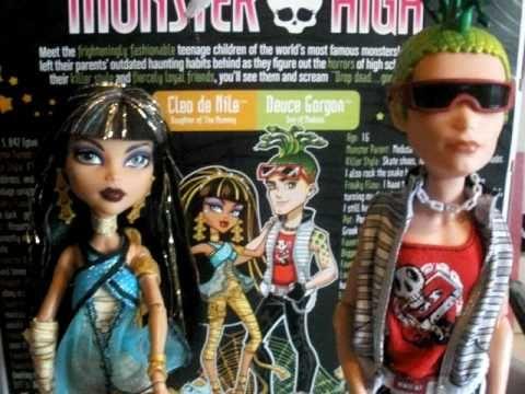Deuce Monster High Doll