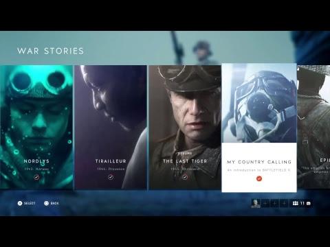 The Last Tiger   Battlefield V Playthrough Part 2 (RIP app crash)