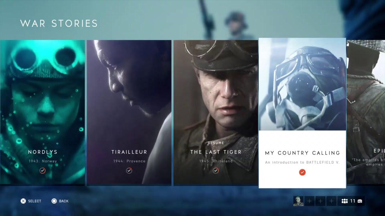 The Last Tiger | Battlefield V Playthrough Part 2 (RIP app crash)