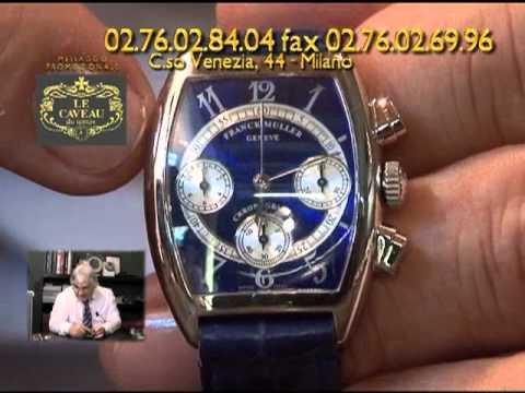 orologi corso venezia milano