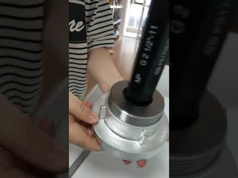 How to test the forged stroz female BSP thread