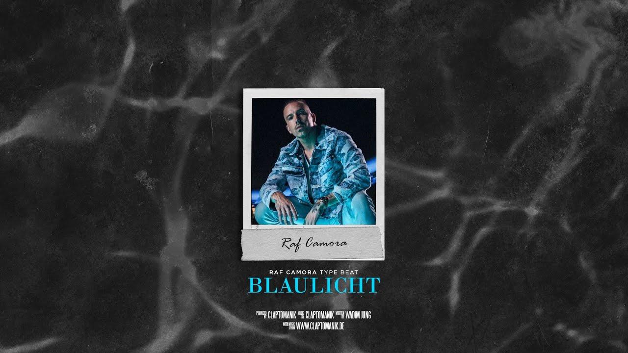 "RAF CAMORA X BONEZ MC Type Beat - ""BLAULICHT"" (Dancehall Type Beat)"
