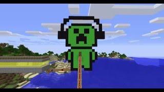 Le train le plus long du monde sur Minecraft | Trailer #2