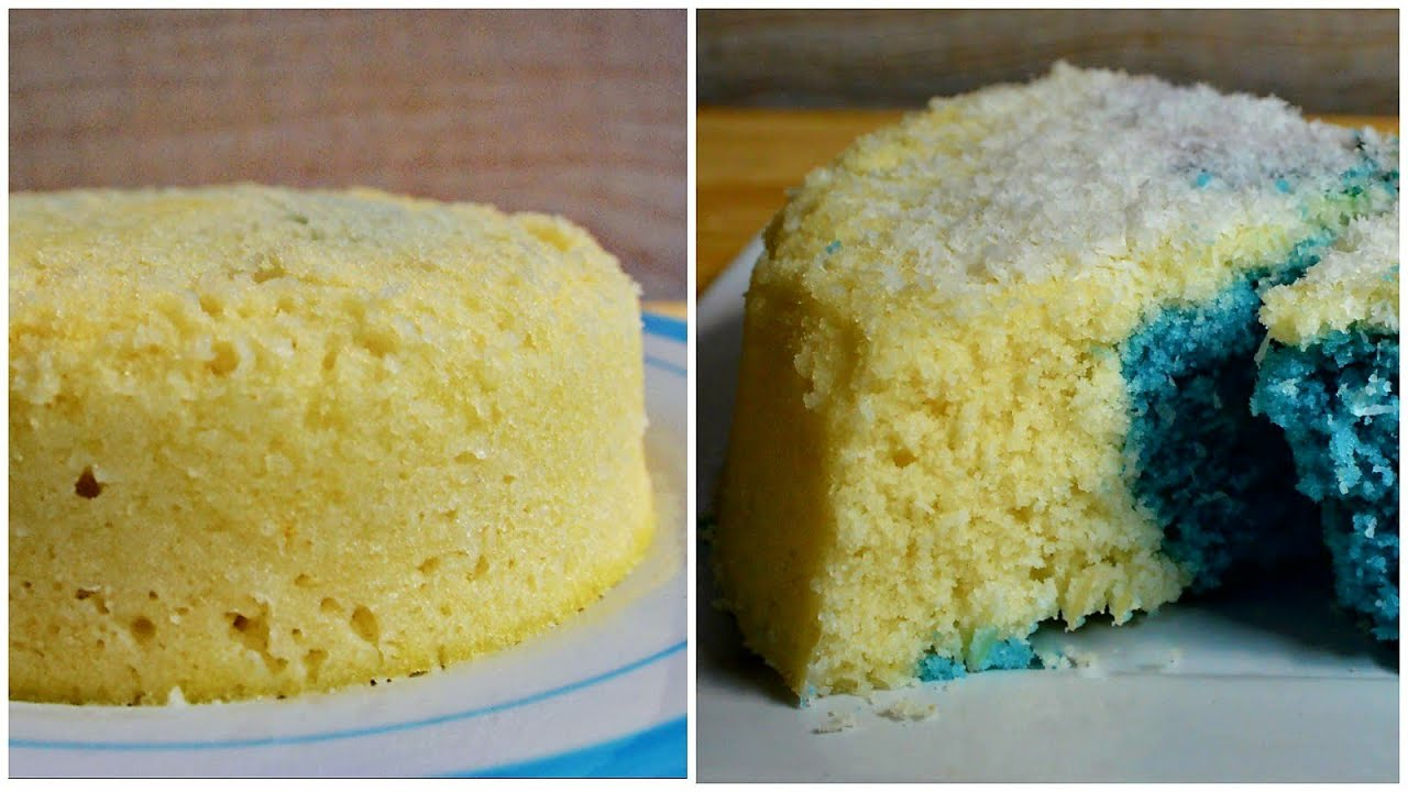 Easy Cake Recipes In Convection Microwave: [Mauritian Cuisine] Easy Microwave Ground Rice Cake Recipe