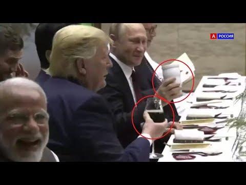 Путин боится Покушения