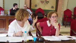 Pleno mayo 2017 - Moción Patrulla Ecológica réplica
