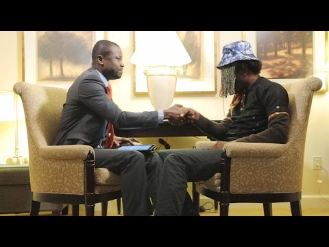 JSR: ANAS AREMEYAW ANAS TALKS TO JEFFERSON SACKEY