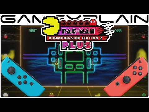 Pac-Man Championship Edition 2 Plus - Nintendo Switch Reveal Trailer