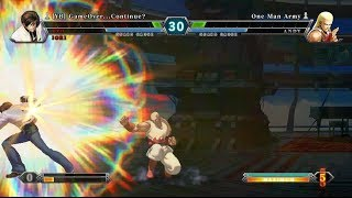 King of Fighters XIII Steam Edition Online ranked casuals