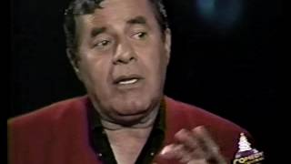 Alan King  interviews Jerry Lewis on Inside Comedy Mind