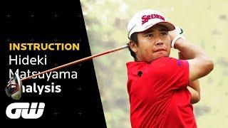Why Hideki Matsuyama Swings With a Pause   Swing Analysis 2019   Golfing World
