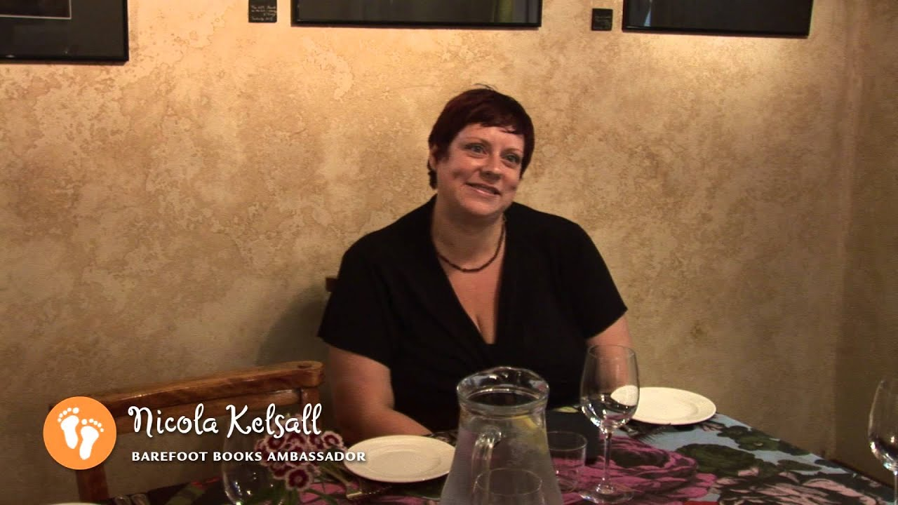 Meet Nicola Kelsall Barefoot Books Ambassador