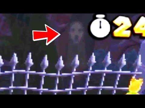 Super Mario 3D Land - Ghost House Secret