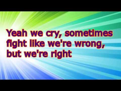 Crazy Love Audien Featuring Deb's Daughter Lyrics