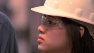 Ashley Ng, Plant Maintenance Engineering