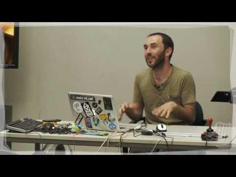 Evoke 2013 Seminar: Friedrich Kirschner - Digital Live Performance