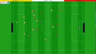 RoboCup 2012 Soccer Simulation 2D Final