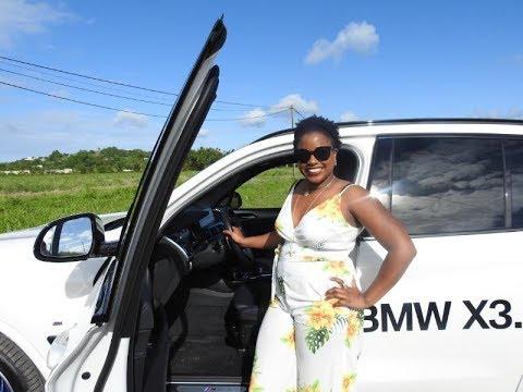 Maëva Mornet essaye le X3 3l 267 ch Martinique 2018 Grantomobil.fr vidéo Production !