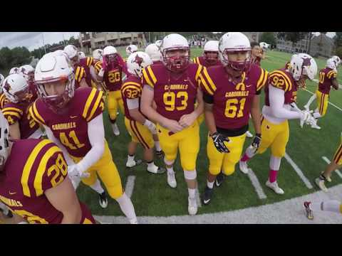 2016 Fisher Football Highlights